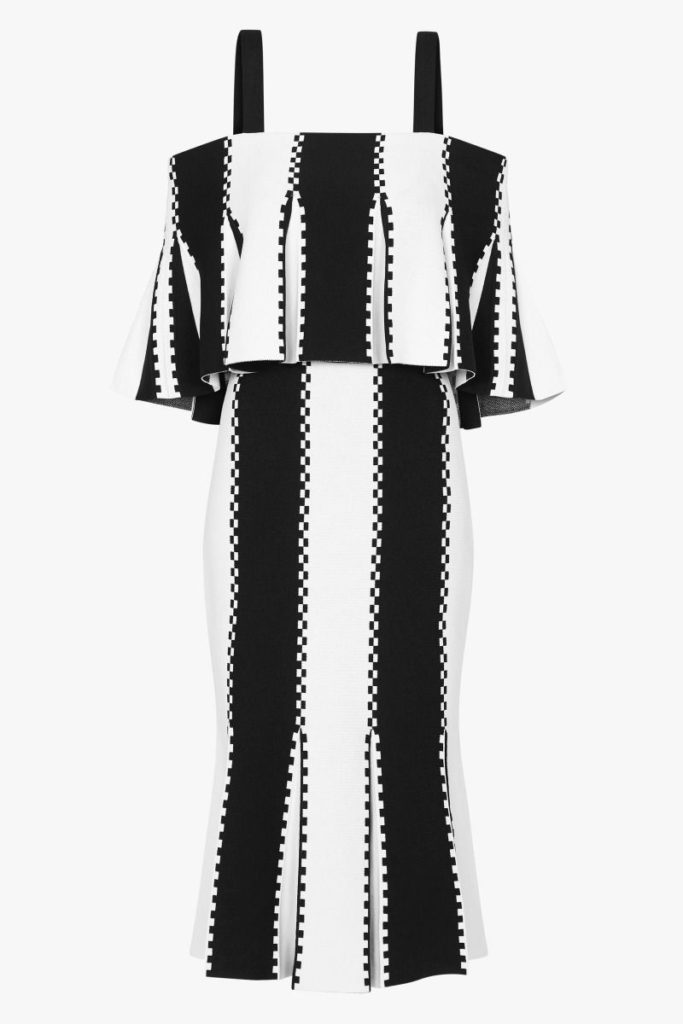 Sass And Bide The Letter From Paris Knit Dress Luxe To Leisure