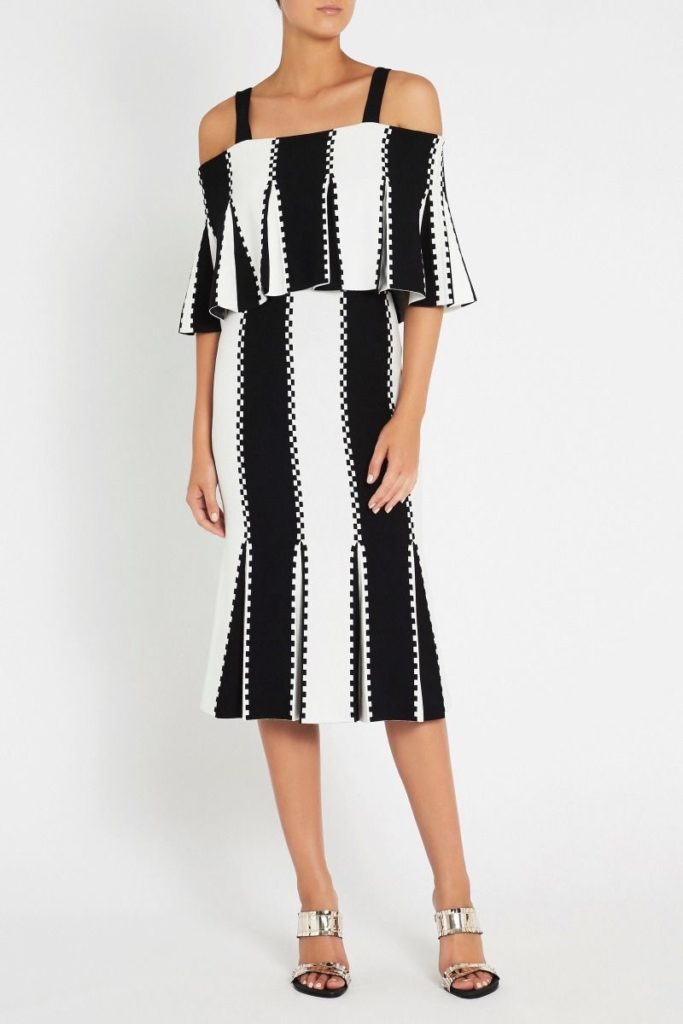 sass and bide The Letter from Paris Knit Dress