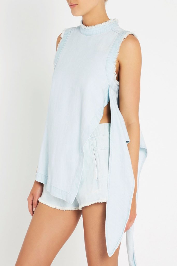 sass and bide Unfinished Business Top