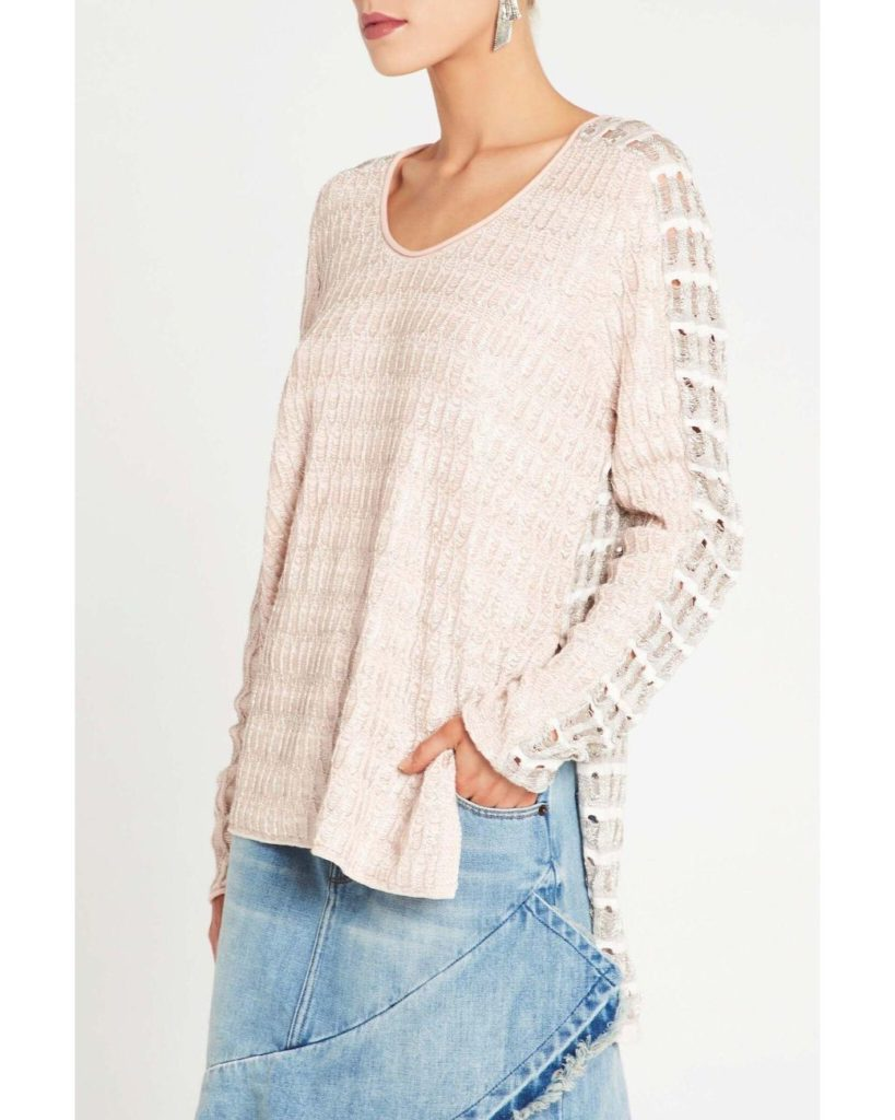 sass and bide Touched by Love Knit