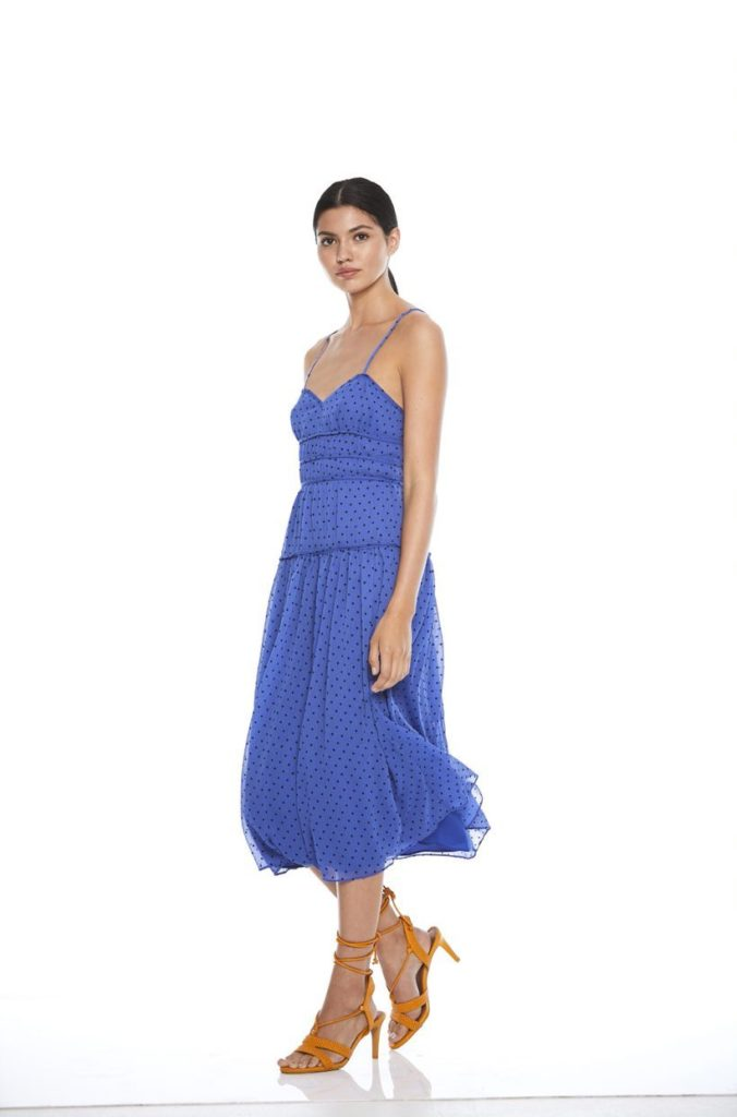 La Maison Talulah Sorrento Midi Dress