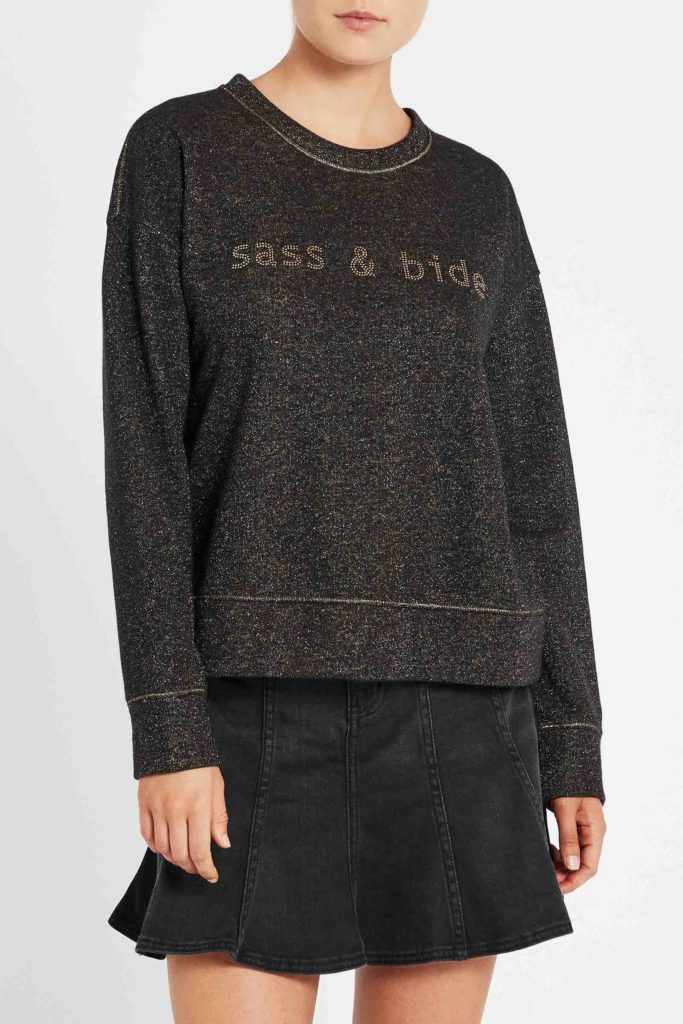 sass and bide Cosmic Divine Sweater