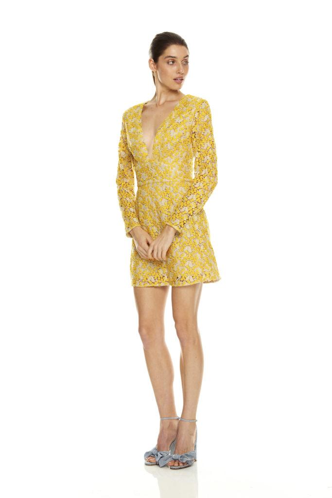 La Maison Talulah Sun Dreams Mini Dress