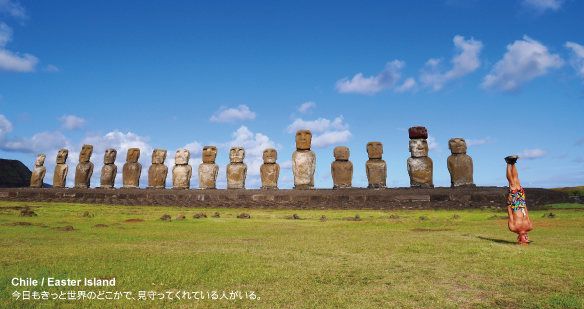 Content interview kozee easter island