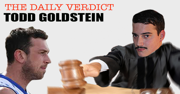 The Daily Fantasy Verdict - Todd Goldstein