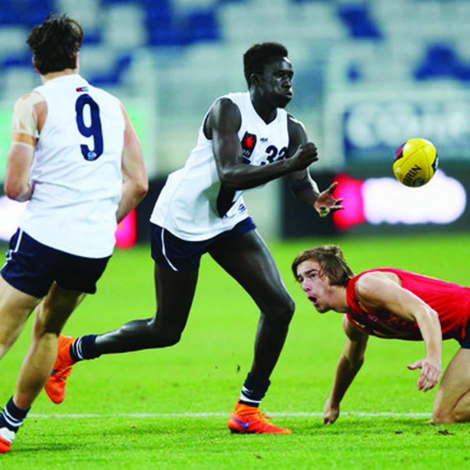 Gun Multicultural Prospects Join AFL...