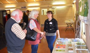 asha talks landcare