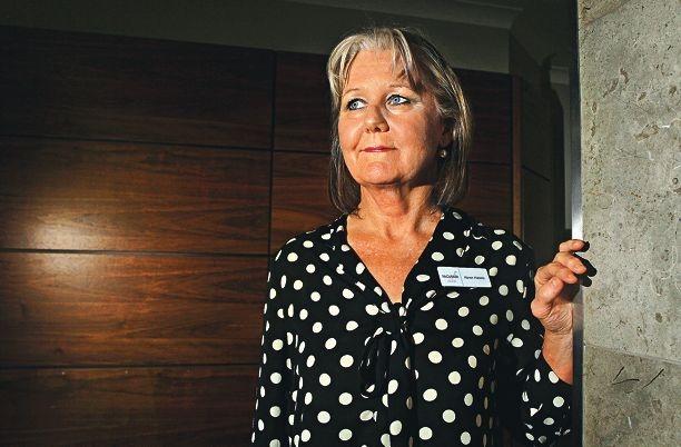 McCusker Charitable Foundation specialist dementia nurse Karen Malone. Picture: Elle Borgward www.communitypix.com.au d408119