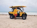 Surf Lifesaver Steve Dargie.