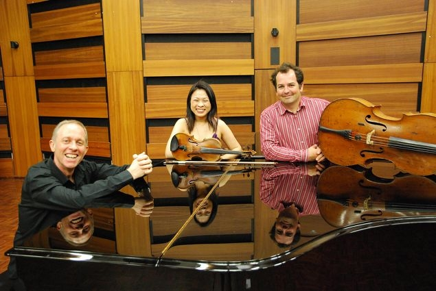 The Darlington Chamber Music Ensemble.