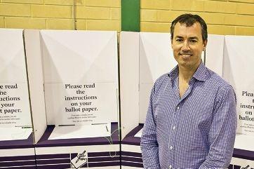 Liberal MP Michael Keenan. Picture: Louise White