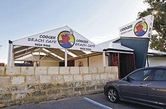 Coogee Beach Café.