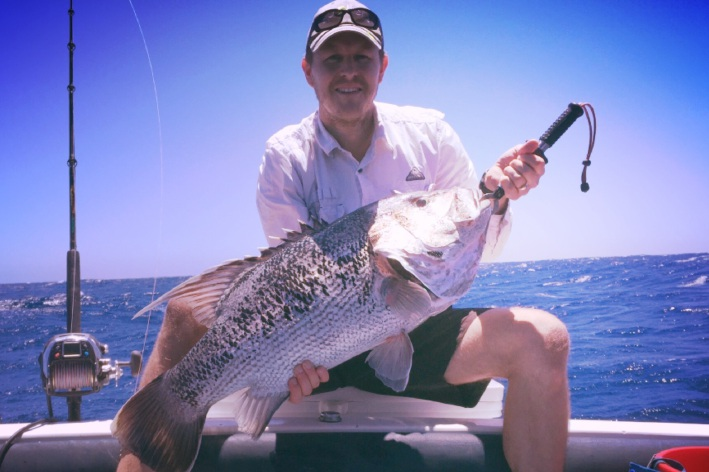 Missing Clarkson fisherman Rohan Wilson.