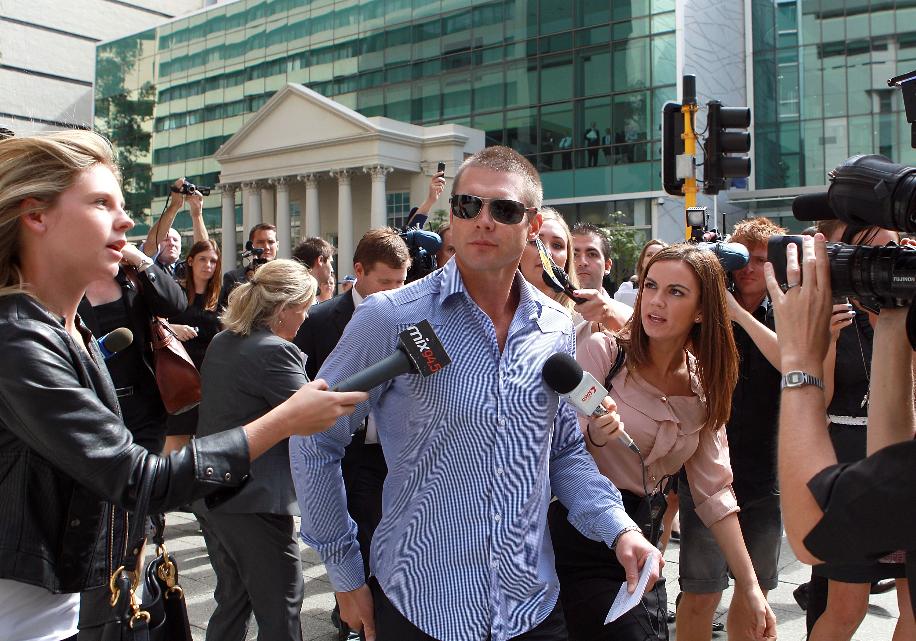 Ben Cousins has become a cautionary tale.