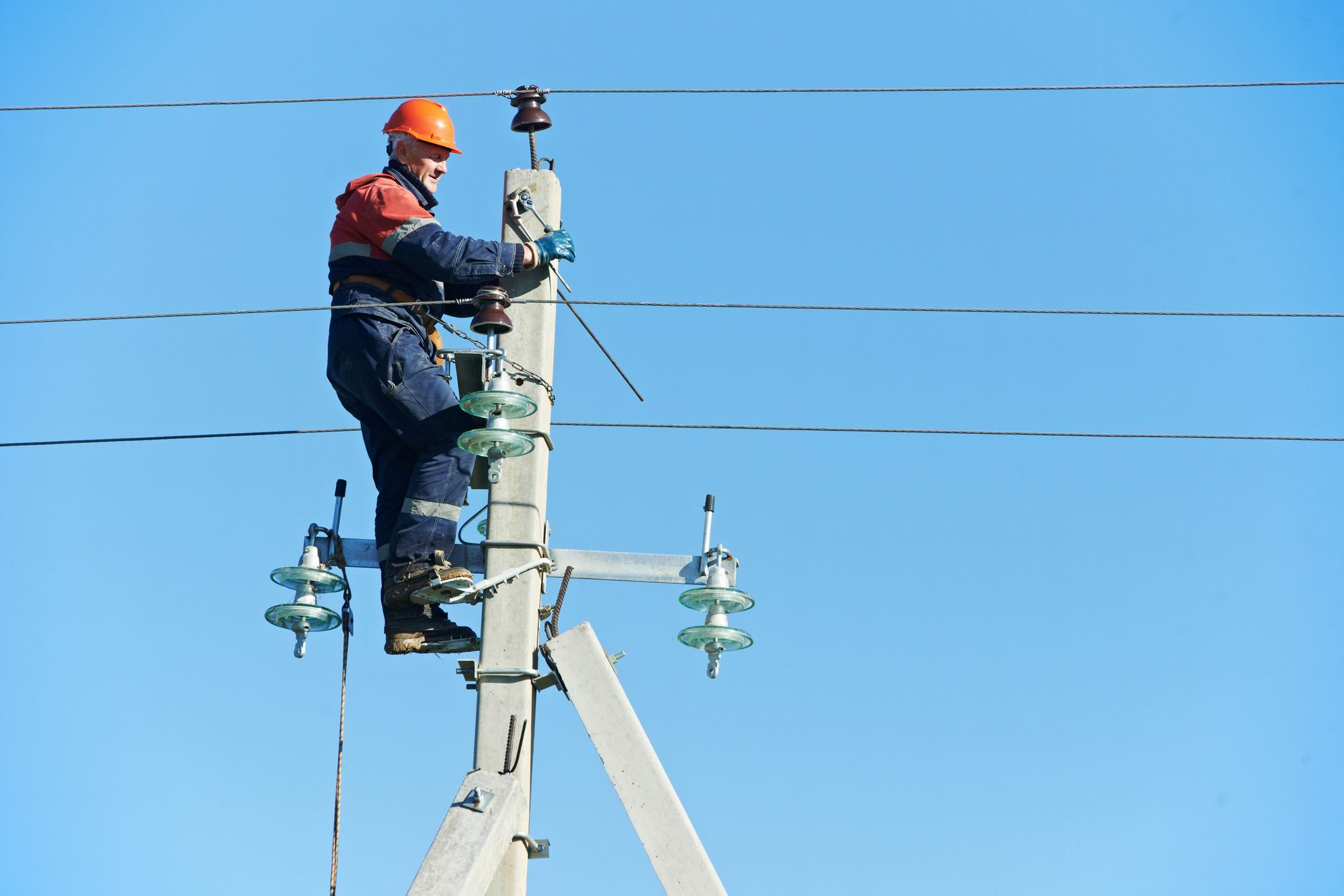 Thousands of homes and businesses out of power