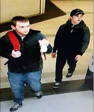 Detectives are on the hunt for these men