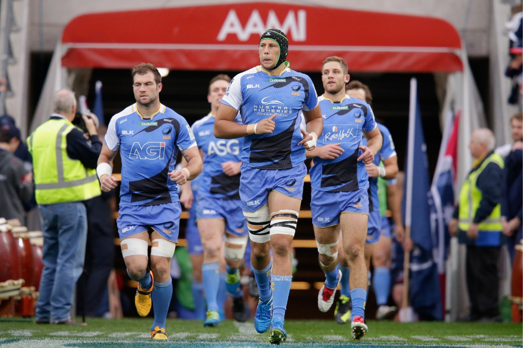 Western Force players.