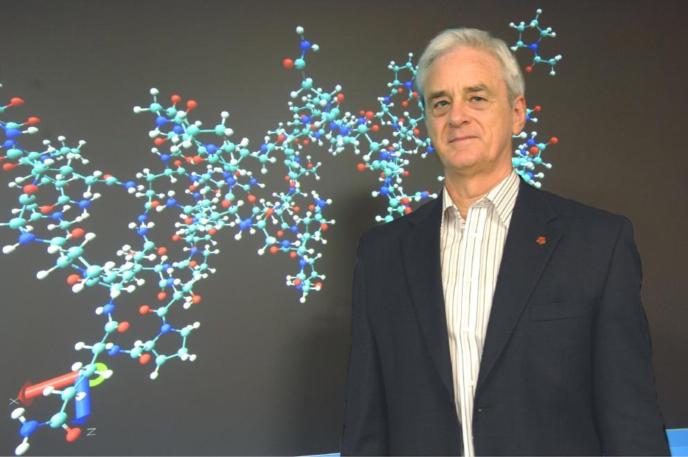 Murdoch University Professor Rudi Appels is co-chairman of the International Wheat Genome Sequencing Consortium.