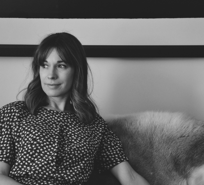 The Space Between co-writer and director Ruth Borgobello.