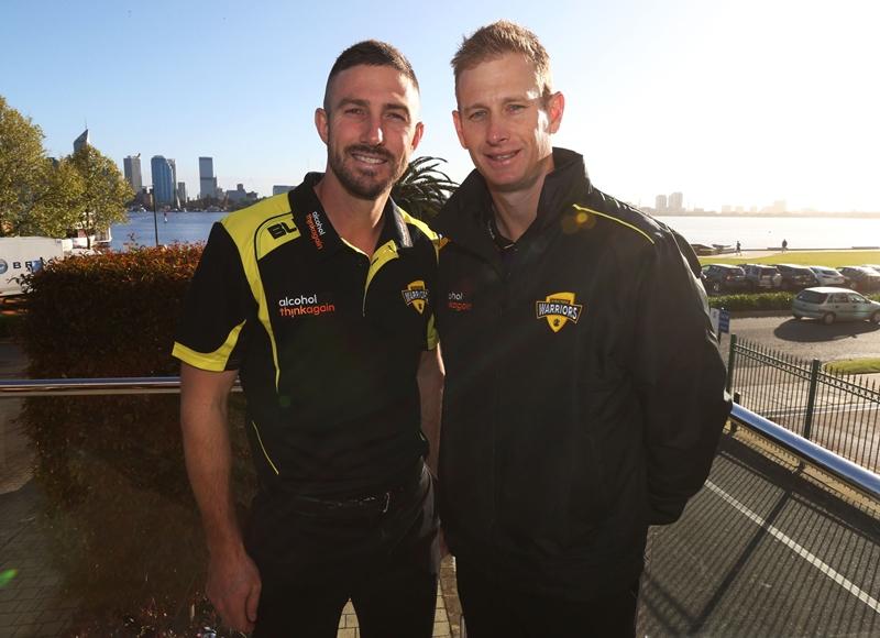 Cricket: Western Warriors ready for Shield tilt says skipper Voges