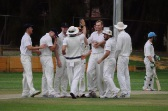 Jamie Heath last week claimed his 350th A Grade scalp.