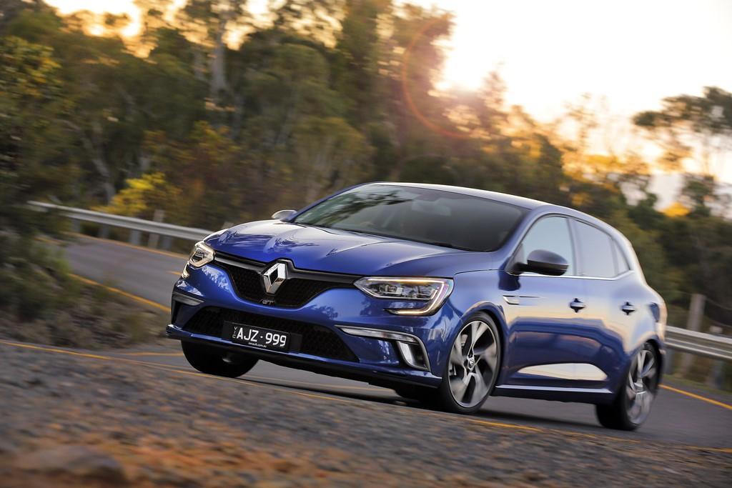 Renault Megane est magnifique