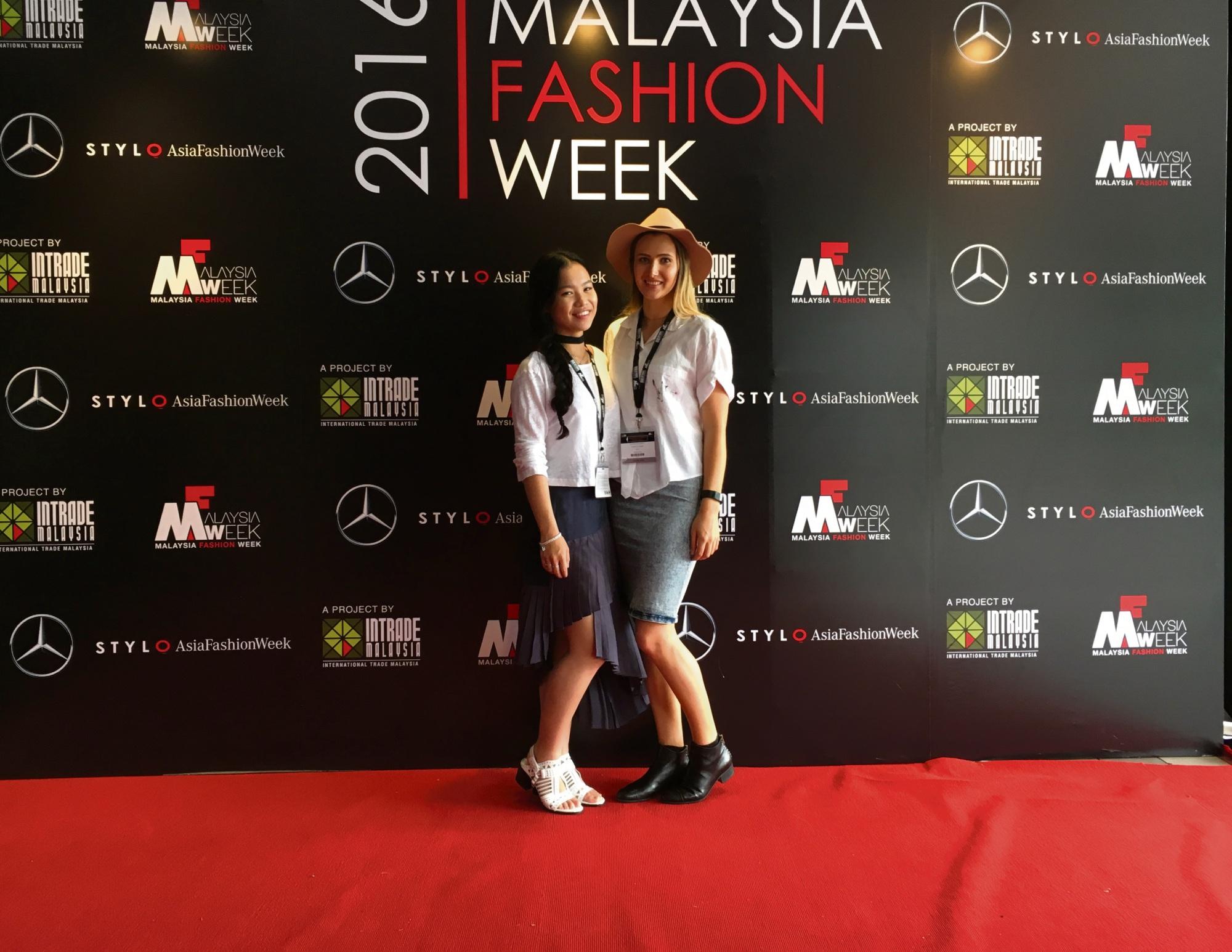 Wilson fashion design student displays wares at Asia Fashion Week