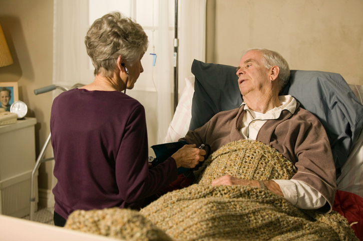 Seniors advice: who's taking care of the carer?
