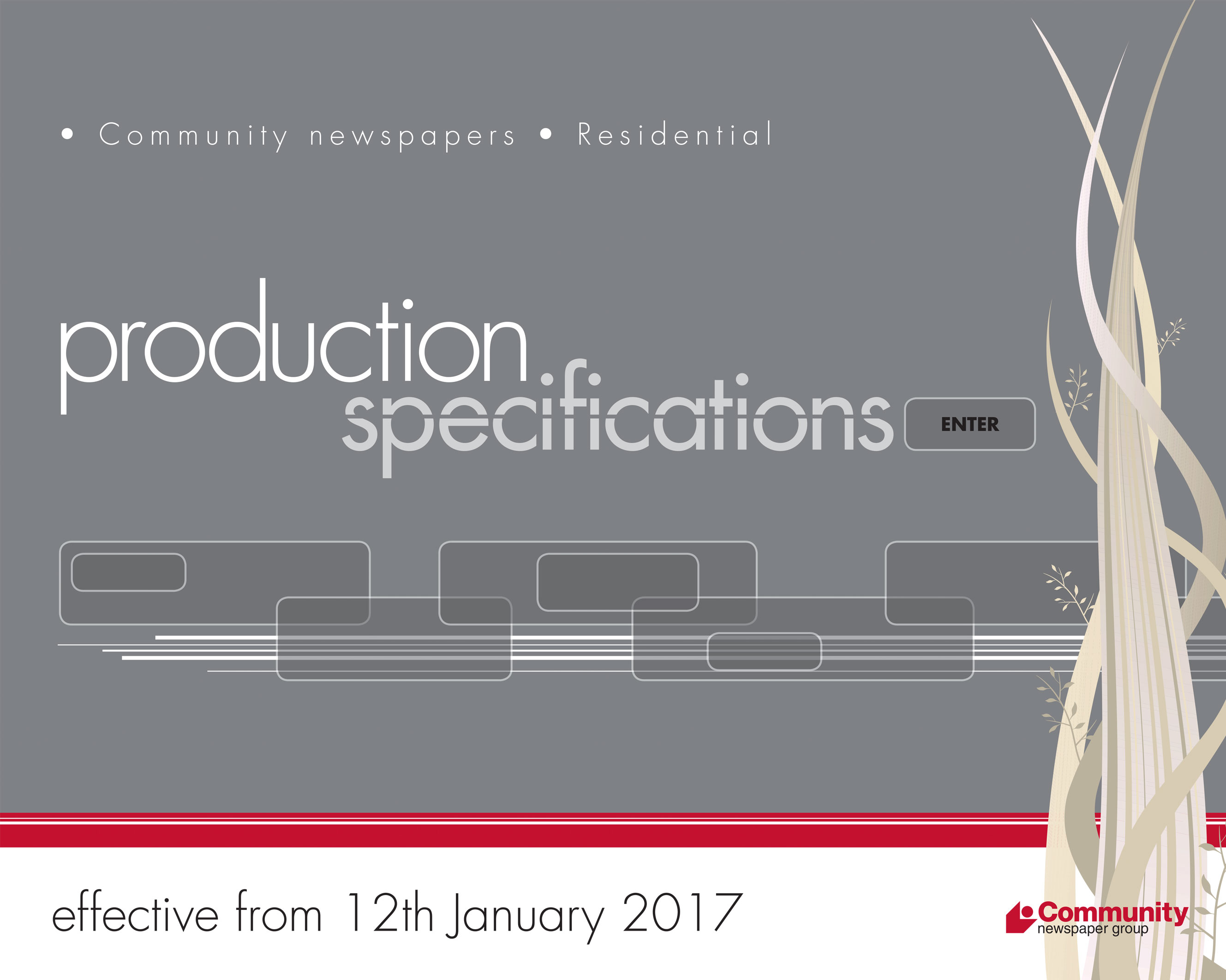 Production Specifications 2017 INTERACTIVE