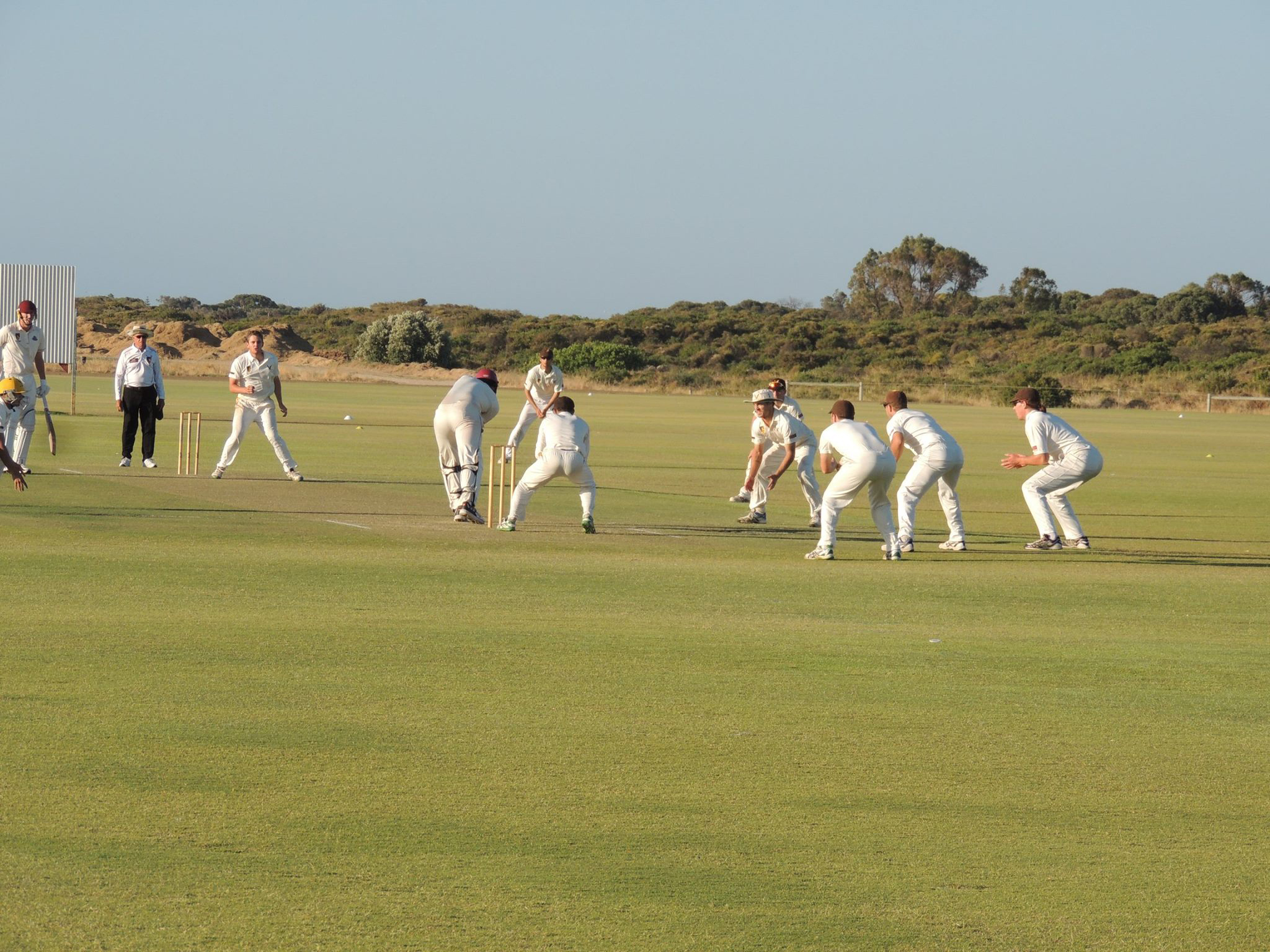 Mt Lawley recorded their first win of the season against Rockingham-Mandurah.