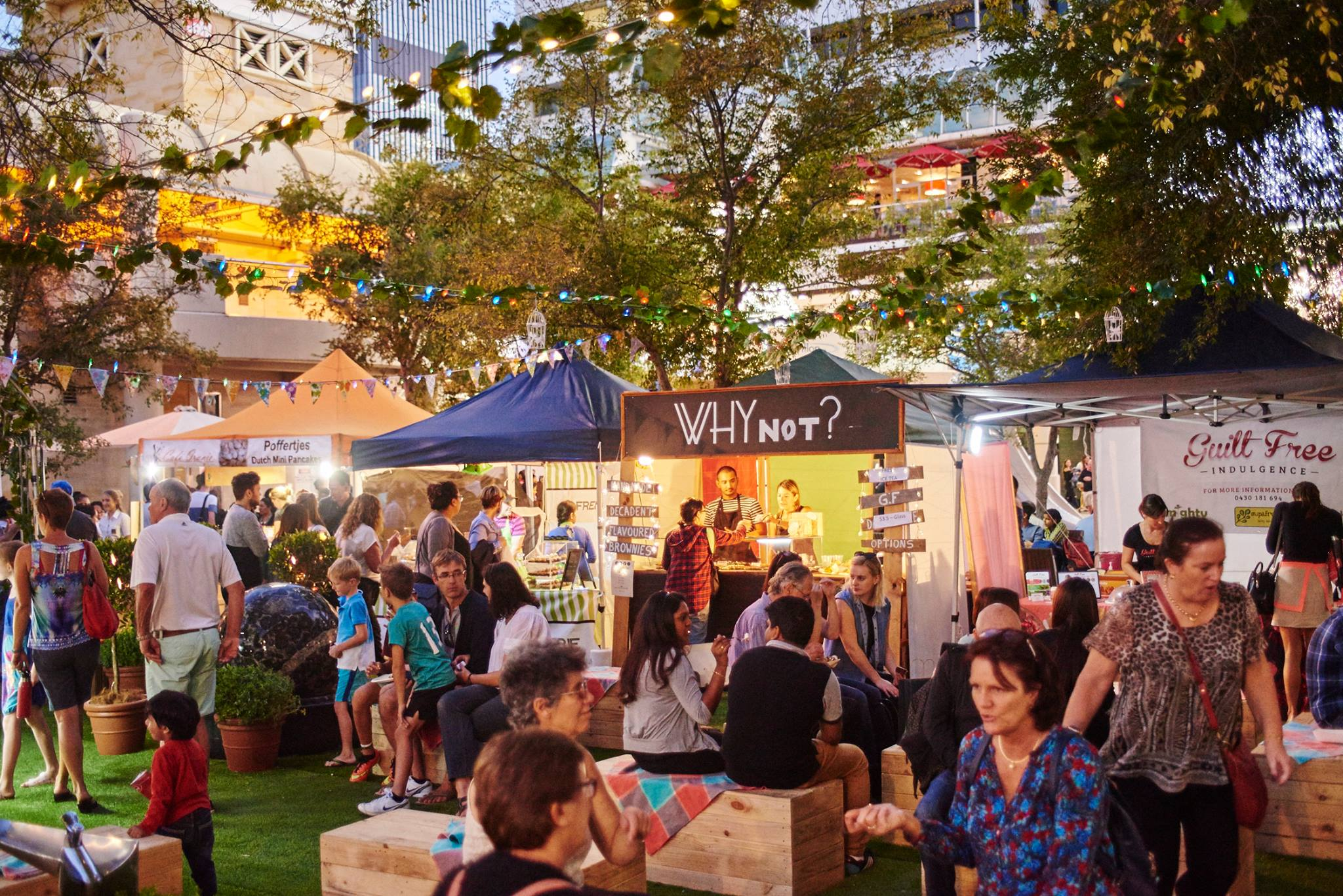 Twilight Hawkers Market presented by City of Perth