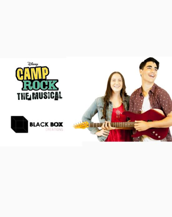 Black Box Creations presents Disney's Camp Rock: The Musical at Kalamunda Performing Arts Centre