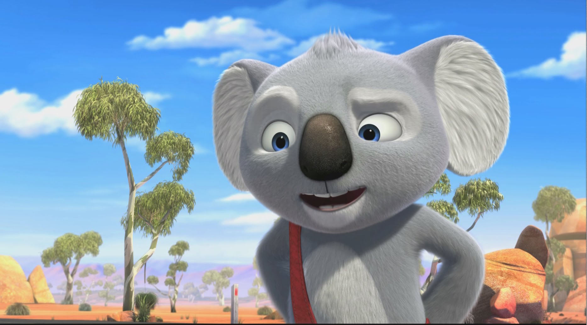 Free Blinky Bill The Movie screening in Southern River this Friday night