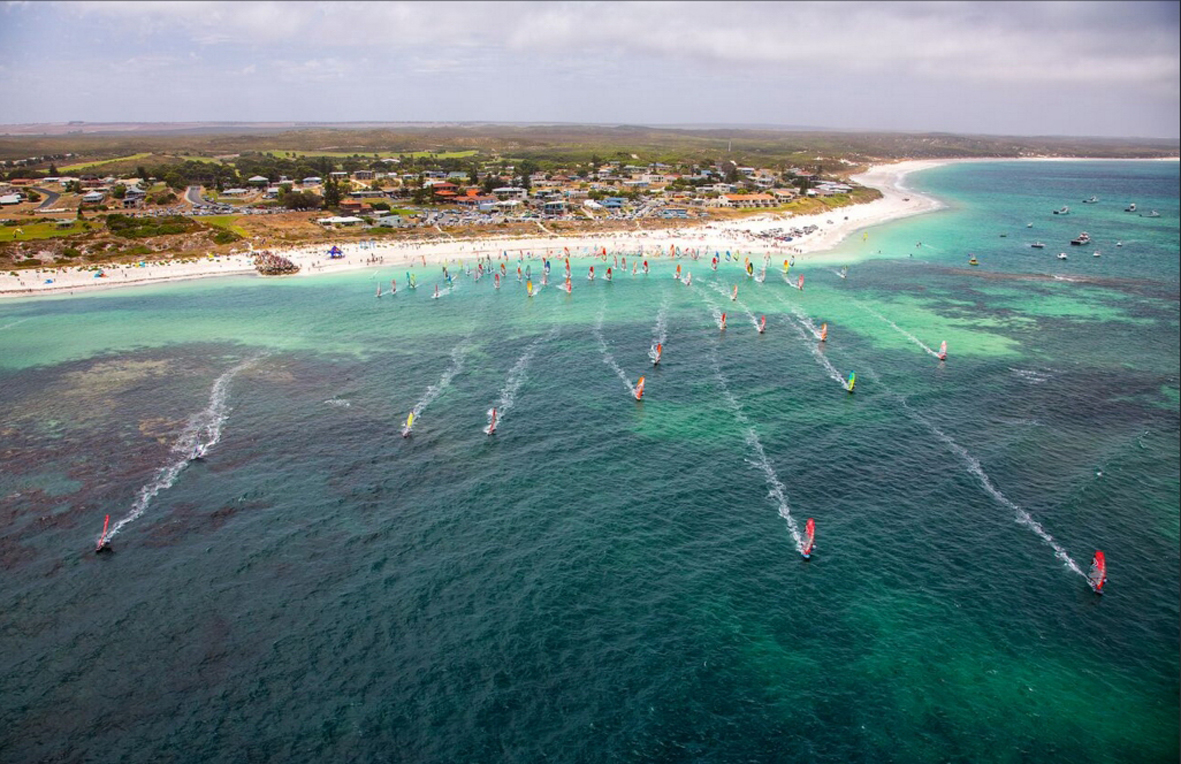 The Lancelin Ocean Classic is expected to draw thousands again this year.