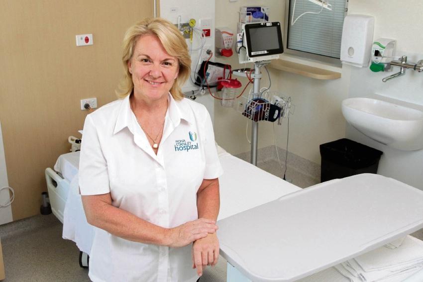 Fiona Stanley paediatrics nurse to visit Tanzania later this month