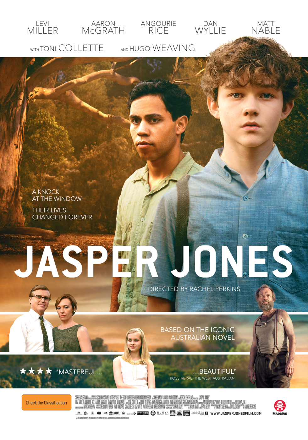 Win tickets to Jasper Jones