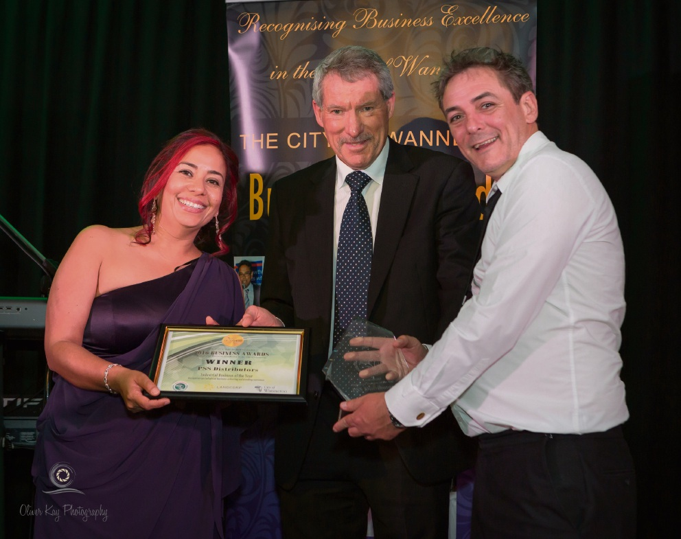 Clarkson's Atlantis Group wins City of Wanneroo Business Awards major prize