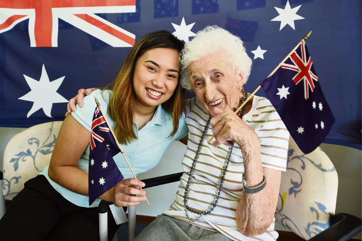 Swancare Nurse Relishing The Chance To Become An Aussie
