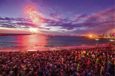 Australia Day fireworks in Fremantle will remain after Fremantle Bid and the Fishing Boat Harbour Traders Group unveiled its Freo Fiesta program of events.