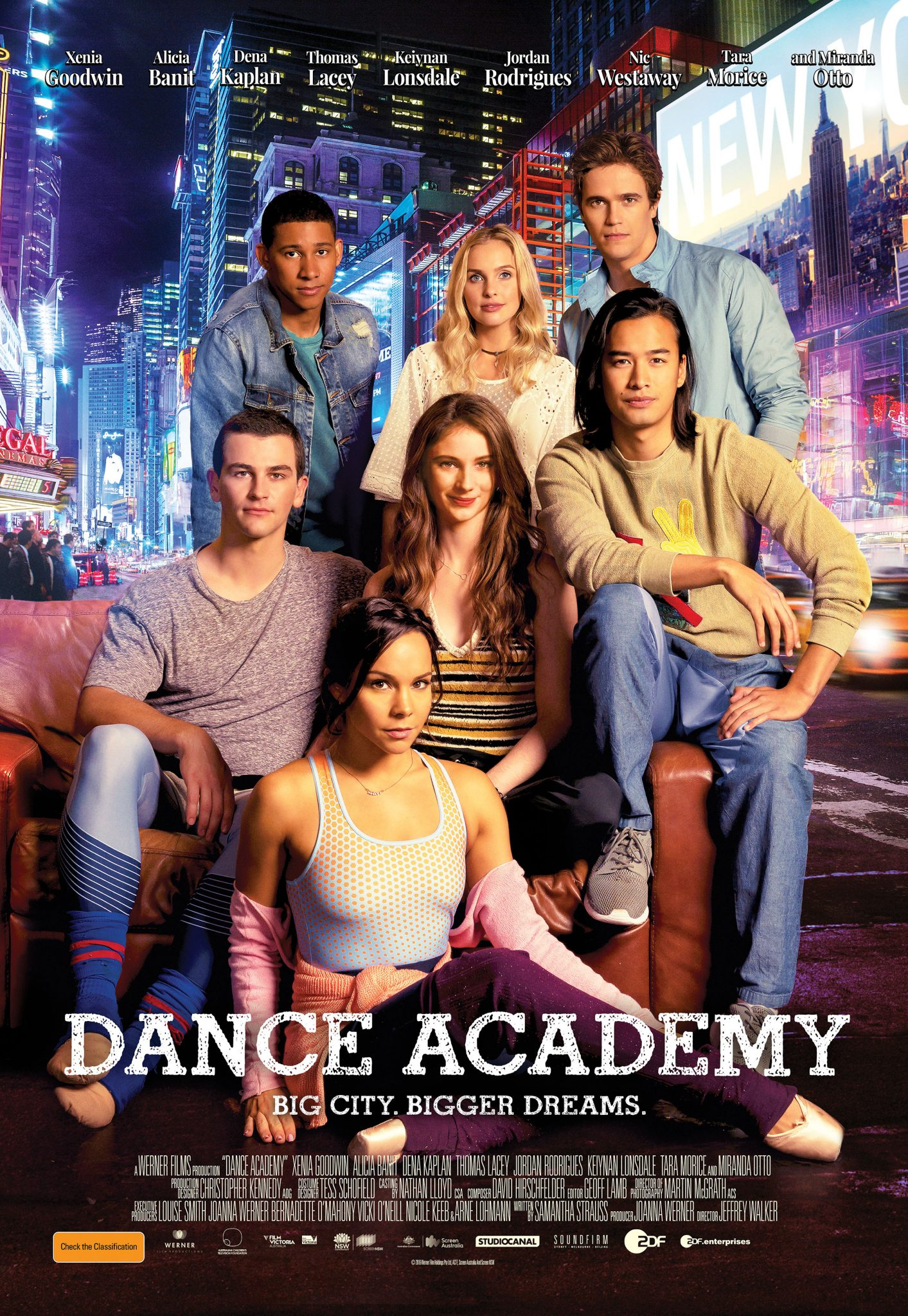 DanceAcademy_A4poster