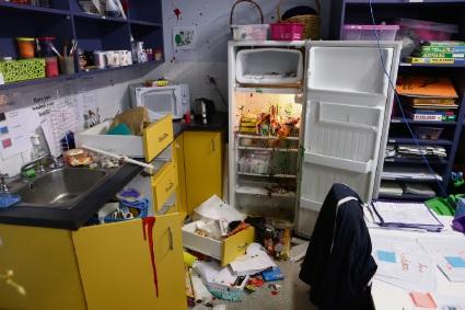 Vandalised Currambine Primary School moves on