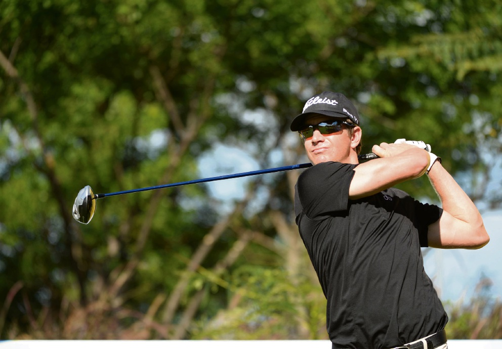 Stephen Dartnall gets into the swing of things ahead of World Super 6 Perth.