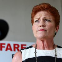 How large will Pauline Hanson loom over WA?