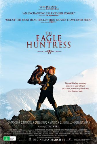 Win tickets to The Eagle Huntress