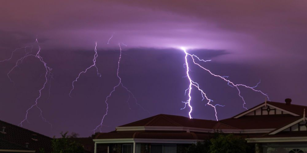 Garin Taylor captured his pictures in Landsdale.