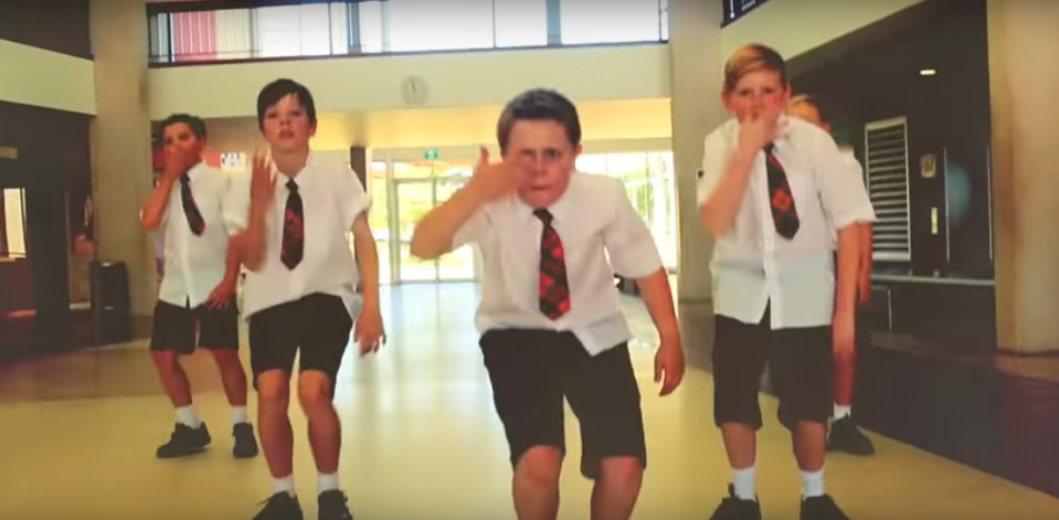 Joondalup Entertainers Theatre School creates music video for song written by teacher for student