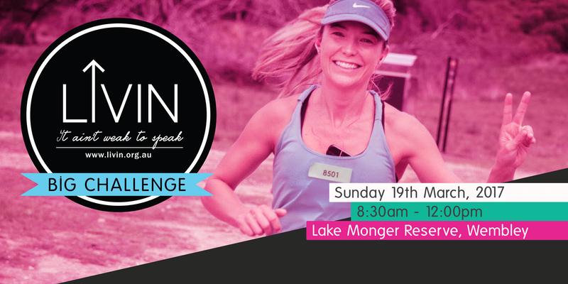 LIVIN Big Challenge at Lake Monger