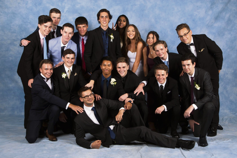 Catholic college students