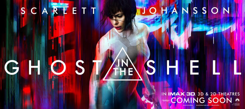 Win tickets to GHOST IN THE SHELL