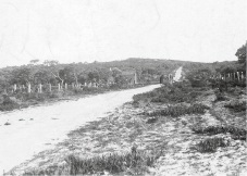 Wanneroo Road looking north about 1920.